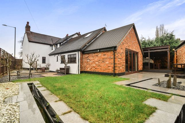 Thumbnail Detached house for sale in Slade Road, Sutton Coldfield
