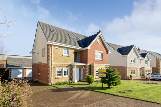 Thumbnail Detached house for sale in Ewenfield Place, Ayr, South Ayrshire