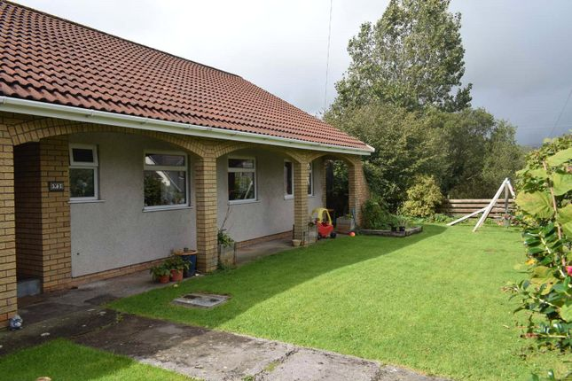 Thumbnail Bungalow for sale in Heol Yr Orsaf, Kenfig Hill