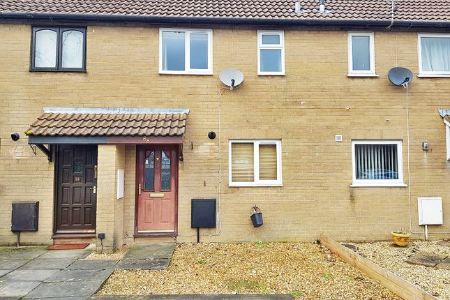 Thumbnail Terraced house for sale in Forge Close, Caerleon