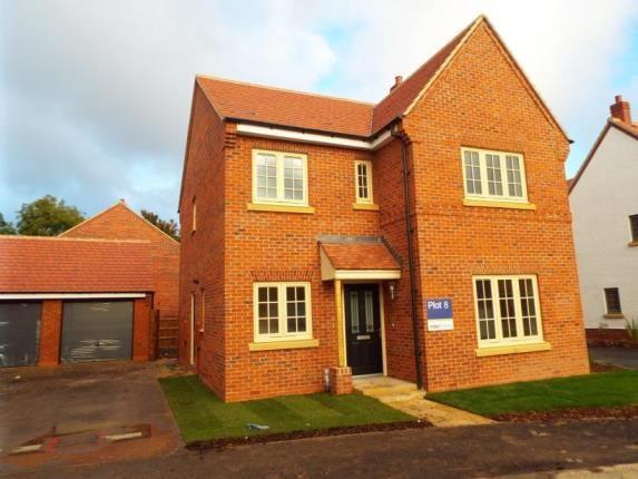 Thumbnail Detached house for sale in Regency Gardens, Nottingham Road, Southwell