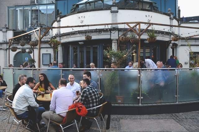 Thumbnail Leisure/hospitality for sale in The Academy, Belmont Street, Aberdeen