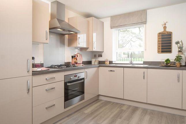 "3 bedroom end terrace house for sale in ""Folkestone"" at Butt Lane, Thornbury, Bristol"