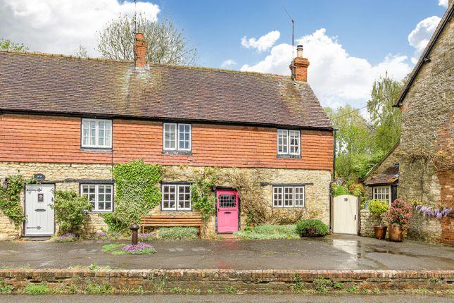 2 bed end terrace house for sale in Lower Weald, Calverton, Milton Keynes MK19