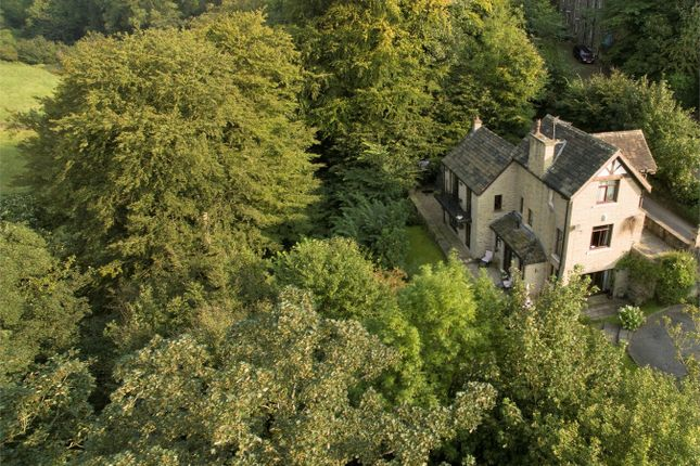 Thumbnail Detached house for sale in Staups Lane, Shibden, Halifax, West Yorkshire