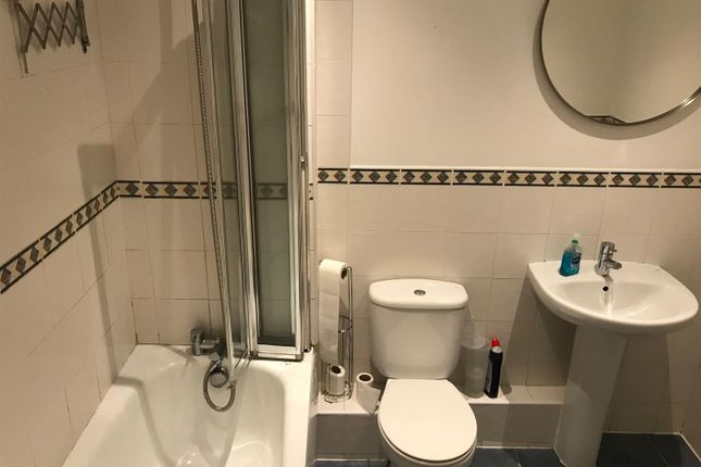Bathroom of Village Gate, 15 Wilbraham Road, Manchester M14