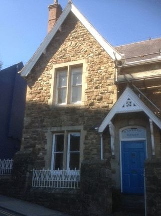 Thumbnail Semi-detached house to rent in Tower Hill, Haverfordwest