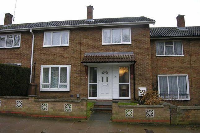 Thumbnail Terraced house to rent in Oaks Cross, Stevenage