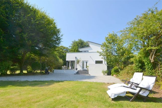 Thumbnail Detached house for sale in Nancledra, Penzance