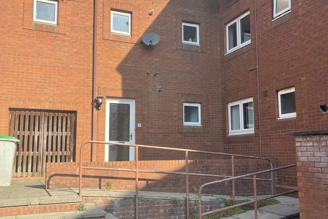 Thumbnail Flat to rent in Old Mill Court, Annan