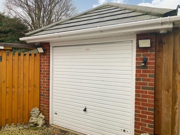 Garage of Blackwater Drive, Totton, Southampton SO40