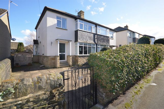 Thumbnail Semi-detached house to rent in Clarke Street, Calverley, Leeds, West Yorkshire