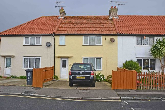 Thumbnail Terraced house to rent in Chester Avenue, Worthing