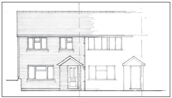 Thumbnail Land for sale in Land Adj. 86 Cedar Drive, Edenbridge, Kent