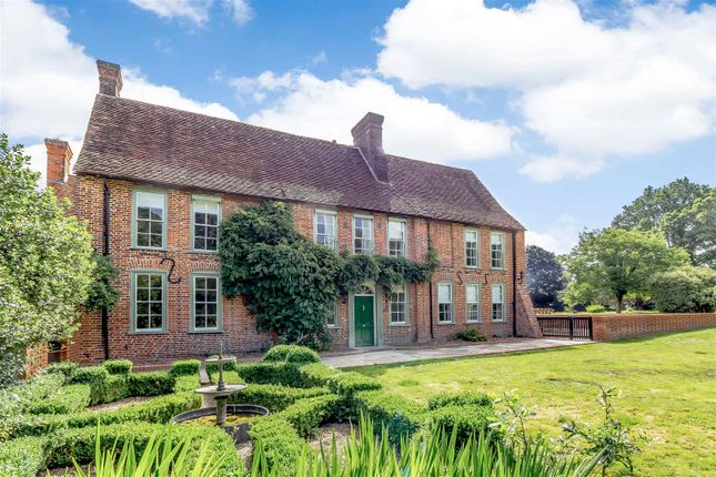 Thumbnail Detached house for sale in Sandpit Lane, Pilgrims Hatch, Brentwood