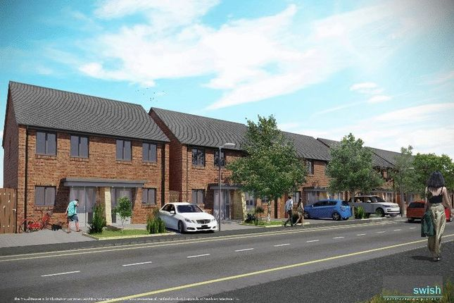 Thumbnail Semi-detached house for sale in Piccadilly, Bulwell, Nottingham