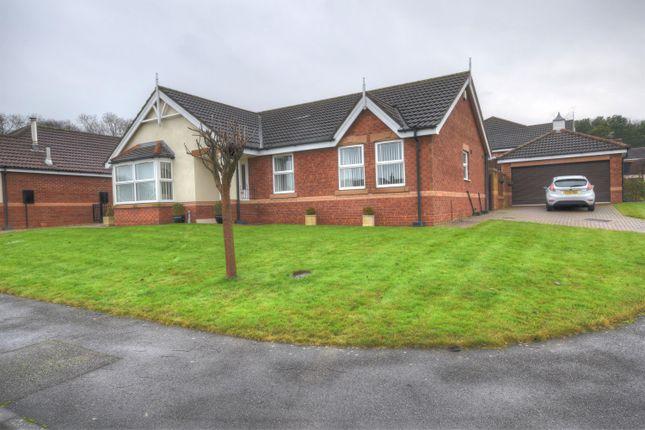 Thumbnail Detached bungalow for sale in Cedar Court, Bridlington
