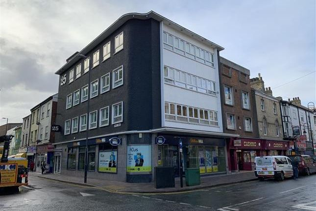 Thumbnail Commercial property for sale in Permanent House, Paragon Street / South Street, Hull