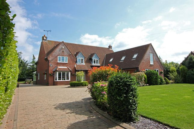 Thumbnail Detached house for sale in High Street, East Markham, Newark