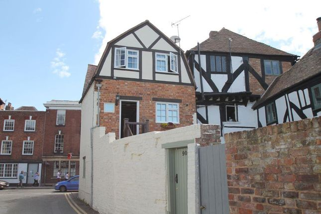 Thumbnail Flat for sale in Church Street, Tewkesbury