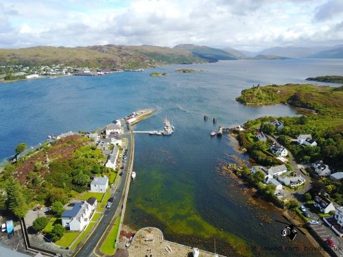 Hotel/guest house for sale in Kyleakin, Highland
