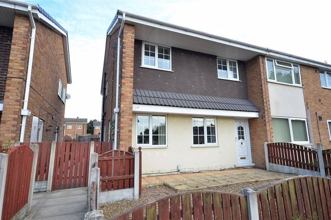 3 bed semi-detached house to rent in Laburnam Court, Castleford WF10