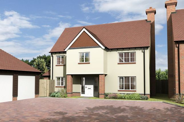 Thumbnail Detached house for sale in The Akeman, Plot 17, The Portway, East Hendred