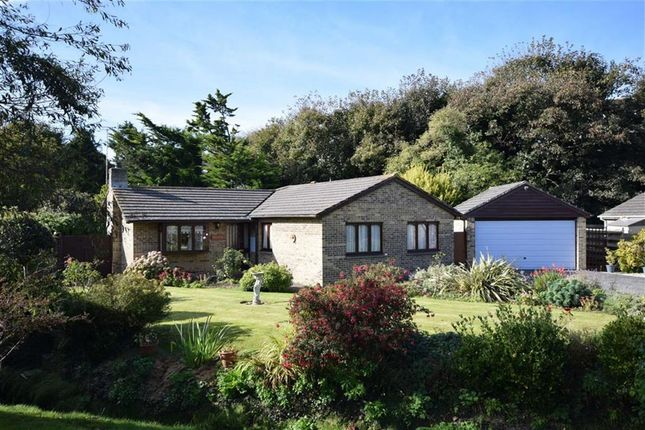 Thumbnail Detached bungalow for sale in Quarry Close, Bude