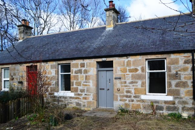 Thumbnail Cottage to rent in 7 Burnside Cottages, Invererne Road, Forres
