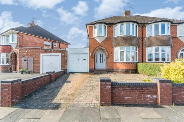 Thumbnail Semi-detached house for sale in Granshaw Close, Birmingham, West Midlands