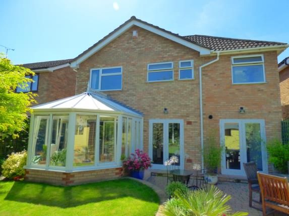 Thumbnail Detached house for sale in Marks Tey, Colchester, Essex