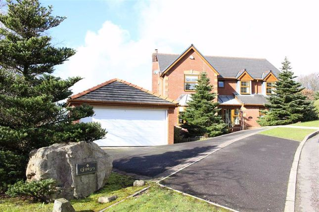 5 bed detached house for sale in Brynhyfryd, Tircoed Forest Village, Penllergaer SA4