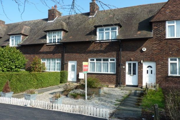 Thumbnail Terraced house to rent in New Chester Road, New Ferry, Wirral