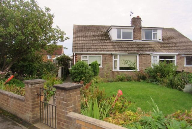 Thumbnail Bungalow to rent in Curzon Avenue, Cleethorpes