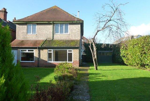 Thumbnail Detached house to rent in Fernhill Lane, New Milton