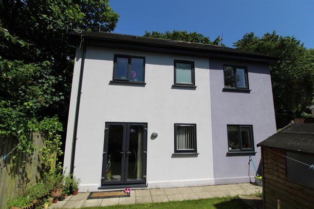 Thumbnail Semi-detached house for sale in Borlase Close, Helston