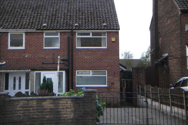 Thumbnail Semi-detached house to rent in Vicarage Road West, Blackrod, Bolton