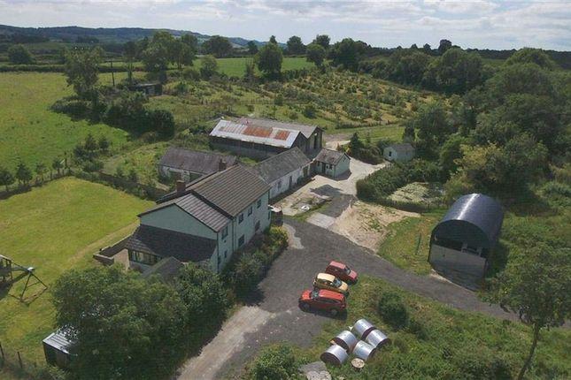 Thumbnail Farm for sale in Llanddarog Road, Llanddarog, Carmarthen