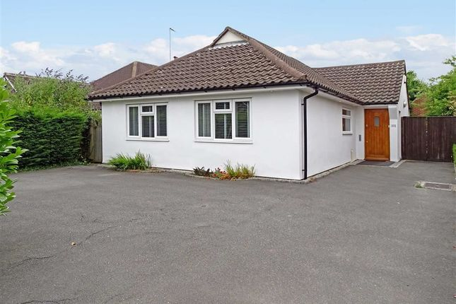 Thumbnail Detached bungalow for sale in Chignal Road, Chelmsford, Essex