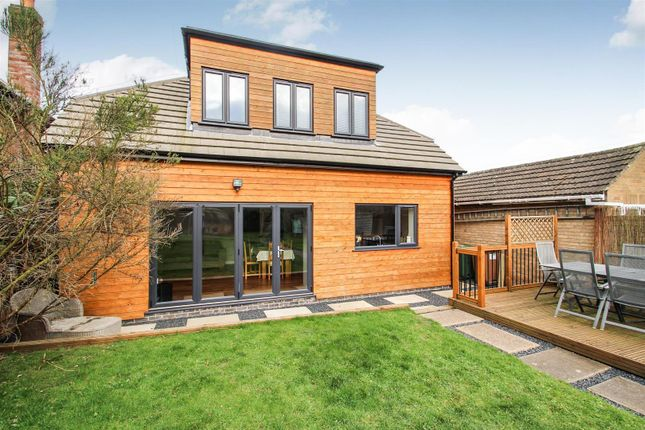 Thumbnail Bungalow for sale in Howe Lane, Rothley, Leicester