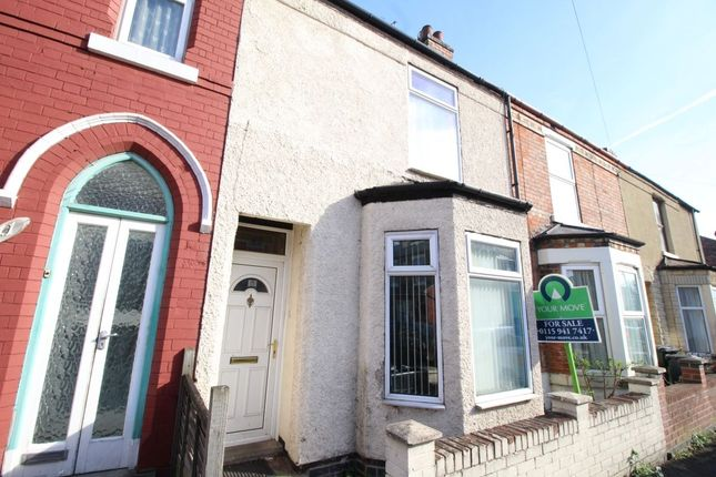 Thumbnail Property for sale in Bourne Street, Netherfield, Nottingham
