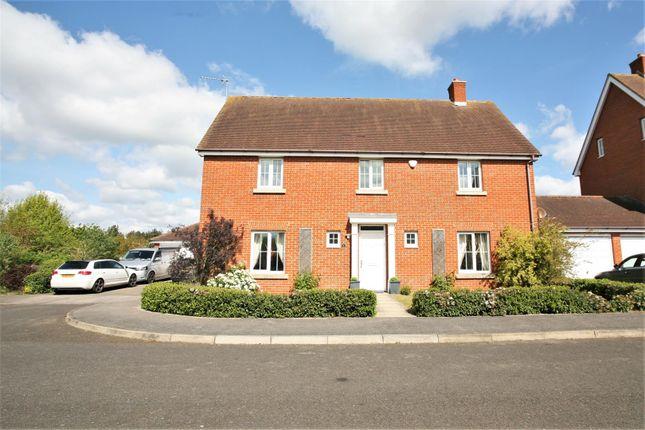 Thumbnail Detached house for sale in Harvey Way, Rendlesham, Woodbridge