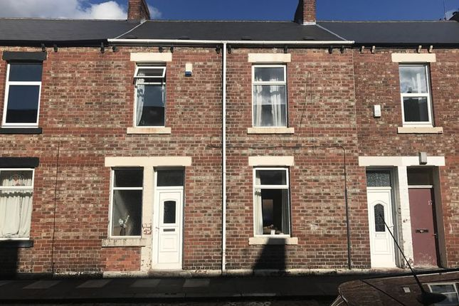 Thumbnail Terraced house for sale in Percy Street, Jarrow