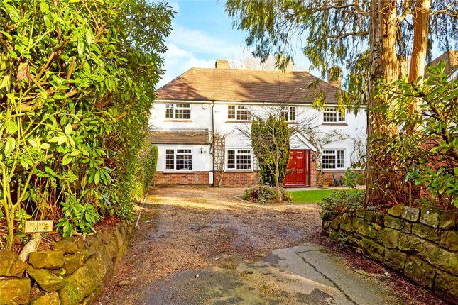 Thumbnail Detached house for sale in Warwick Park, Tunbridge Wells, Kent
