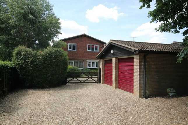 Thumbnail Detached house for sale in Church Lane, Oakley, Bedford