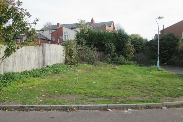 Thumbnail Land for sale in Webster Close, Sparkbrook, Birmingham
