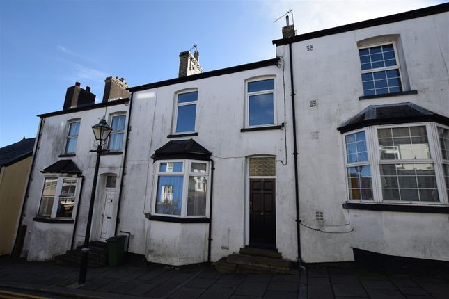 Thumbnail Terraced house for sale in High Street, Llantrisant, Pontyclun