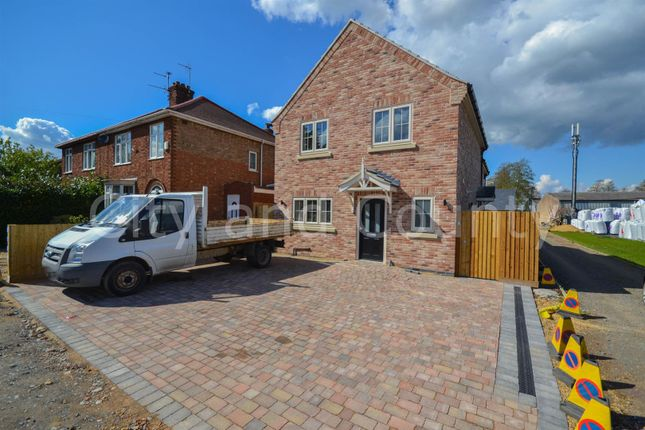 3 bed detached house for sale in Coates Road, Whittlesey, Peterborough PE7