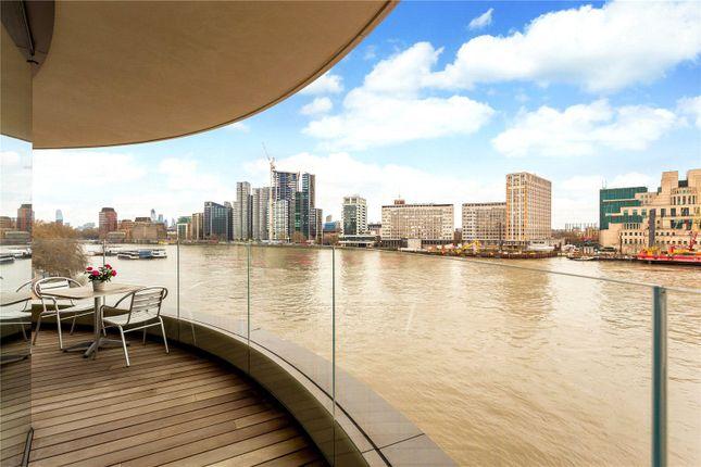 3 bed flat for sale in Riverwalk, 161 Millbank, Westminster, London SW1P