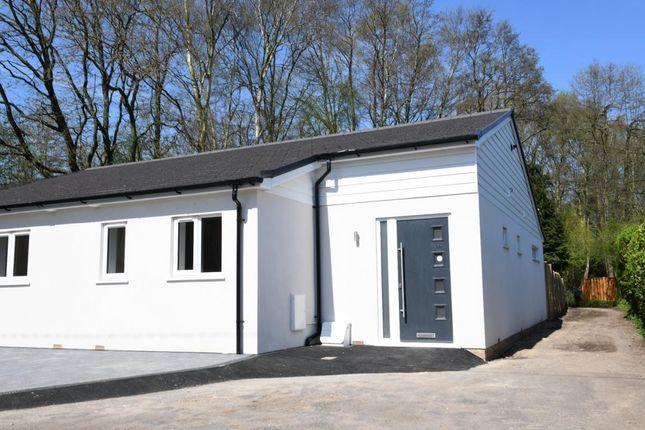 Thumbnail Bungalow to rent in Firacre Road, Ash Vale, Aldershot